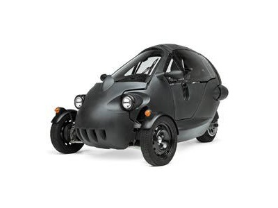 Những mẫu xe lạ đời - 2