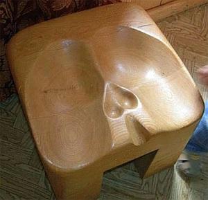 Những chiếc ghế không để... an toạ - 5
