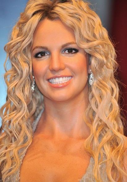 Britney được dựng tượng sáp - 1