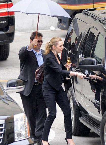 Kate Winslet thú nhận bị ám ảnh với tượng Oscar - 5