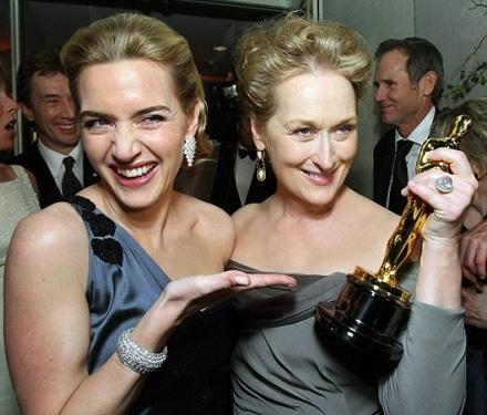 Kate Winslet thú nhận bị ám ảnh với tượng Oscar - 3