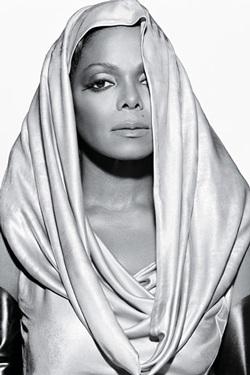 Janet Jackson: Sự đối lập hấp dẫn - 1