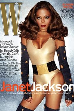 Janet Jackson: Sự đối lập hấp dẫn - 4