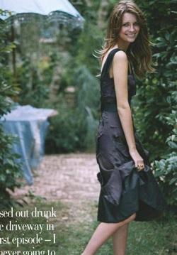 Mischa Barton: Dịu dàng và lãng mạn - 2