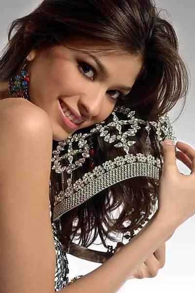 Ảnh đẹp của tân Hoa hậu Quốc tế - 1
