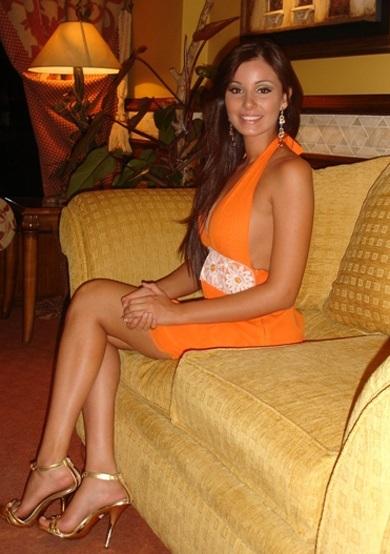 """Làm quen với Hoa hậu Paraguay - """"Nữ hoàng sân golf""""  - 6"""