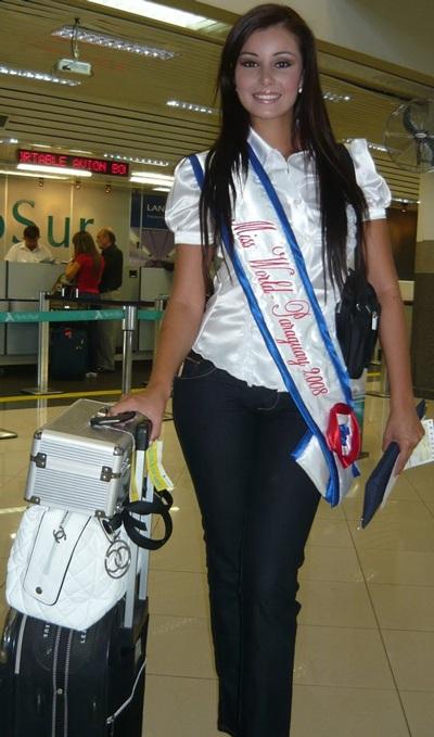 """Làm quen với Hoa hậu Paraguay - """"Nữ hoàng sân golf""""  - 5"""