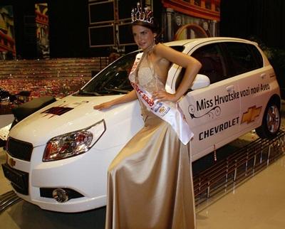 Hoa hậu Croatia - Càng nhìn lâu, càng hút - 3