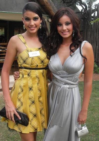 """Làm quen với Hoa hậu Paraguay - """"Nữ hoàng sân golf""""  - 17"""