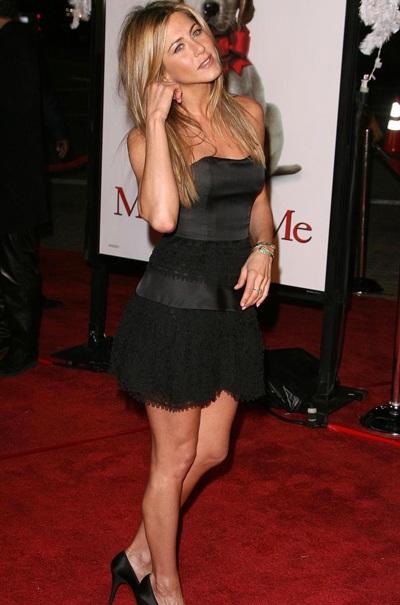 Jennifer Aniston: Chưa bao giờ gợi cảm đến thế - 8