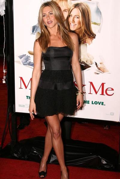 Jennifer Aniston: Chưa bao giờ gợi cảm đến thế - 7