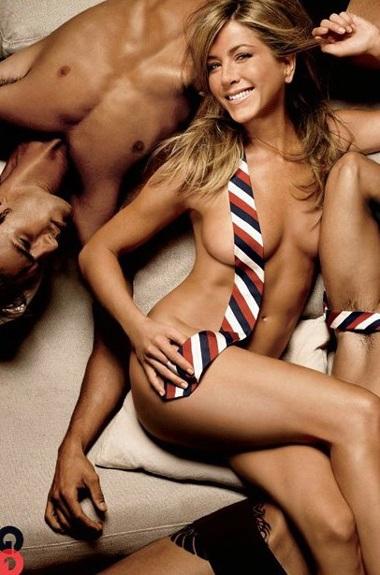 Jennifer Aniston: Chưa bao giờ gợi cảm đến thế - 5