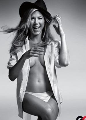 Jennifer Aniston: Chưa bao giờ gợi cảm đến thế - 4