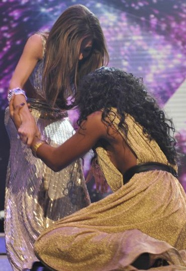 Alexandra Burke - quán quân cuộc thi X Factor 2008 - 1