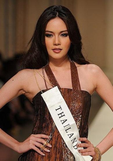 Người đẹp Thái Lan: Duyên dáng tới lạ kỳ - 5