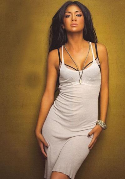 Nicole Scherzinger nóng bỏng trên Maxim - 7