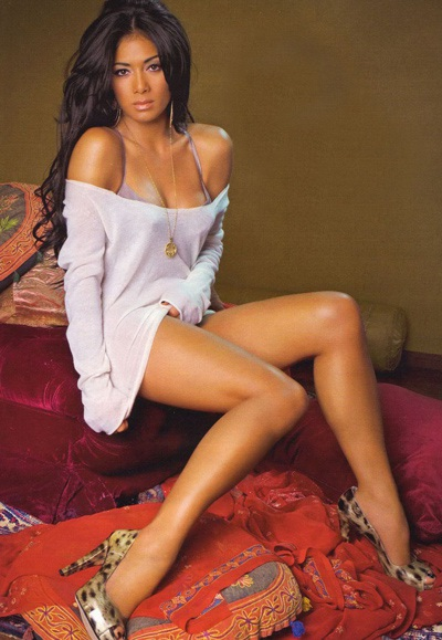 Nicole Scherzinger nóng bỏng trên Maxim - 5
