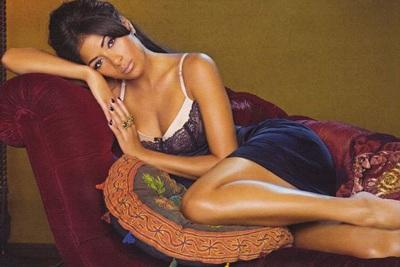 Nicole Scherzinger nóng bỏng trên Maxim - 2