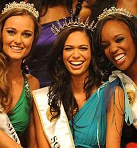 Nam Phi có Hoa hậu mới - 1
