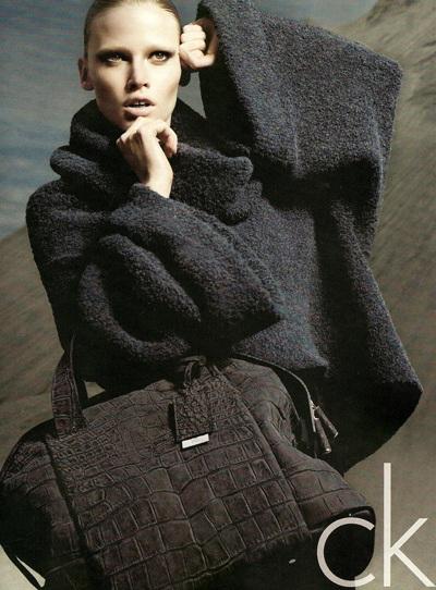 Vogue Pháp ưu ái chân dài Lara Stone - 3