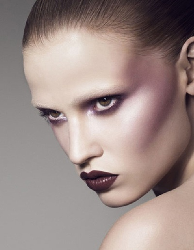 Vogue Pháp ưu ái chân dài Lara Stone - 1