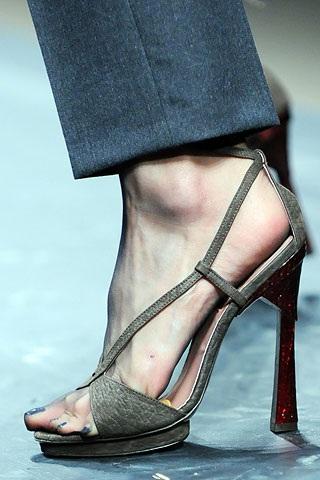 BST giày/dép Missoni và Alexander McQueen - 5