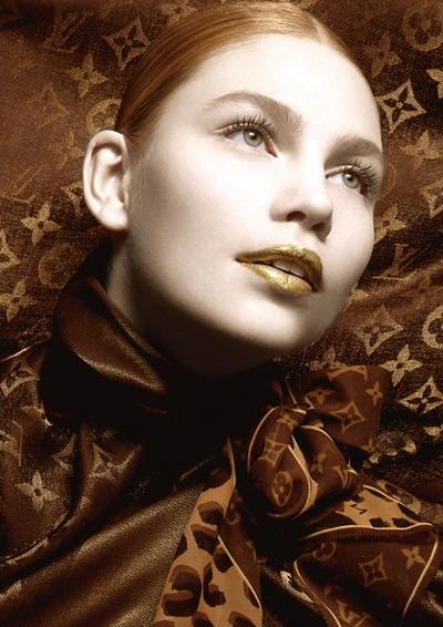 Aline Weber - Vẻ đẹp Brazil duyên dáng lạ kỳ - 11