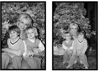 Bố Britney được con gái tăng lương - 4