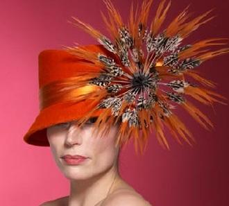 Những chiếc mũ ấn tượng của Philip Treacy - 13