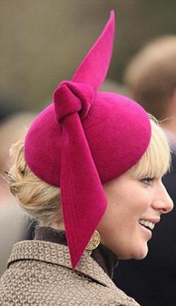 Những chiếc mũ ấn tượng của Philip Treacy - 1