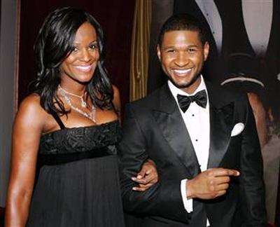 Vợ Usher bị biến chứng do phẫu thuật thẩm mỹ - 1