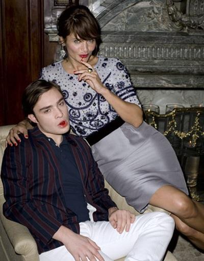 Siêu mẫu Helena Christensen quấn quít bên người trẻ - 4