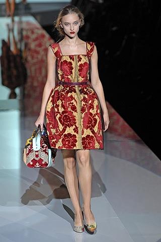 BST xuân/hè 2008 của Dolce & Gabbana - 23