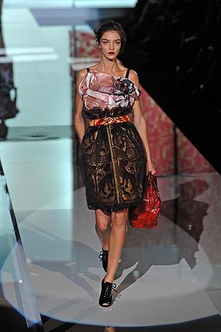 BST xuân/hè 2008 của Dolce & Gabbana - 1