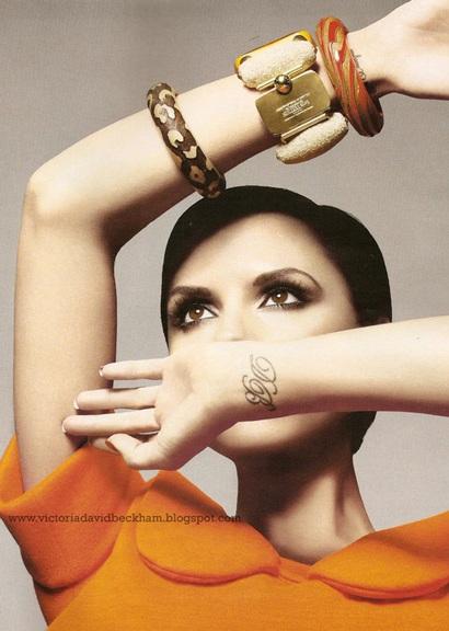 Victoria Beckham ấn tượng trên Vogue - 8