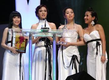 """10 ca sỹ đoạt giải thưởng """"Ngôi sao Bạch Kim"""" lần thứ 2 - 5"""