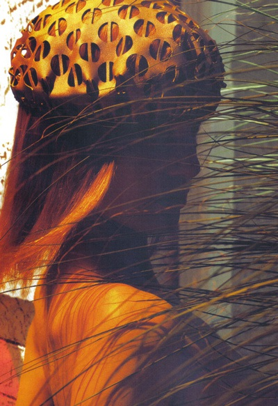 Iris Strubegger - chân dung một siêu mẫu cá tính - 6