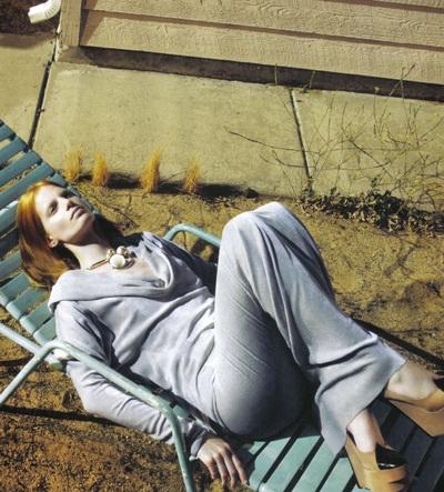 Iris Strubegger - chân dung một siêu mẫu cá tính - 15