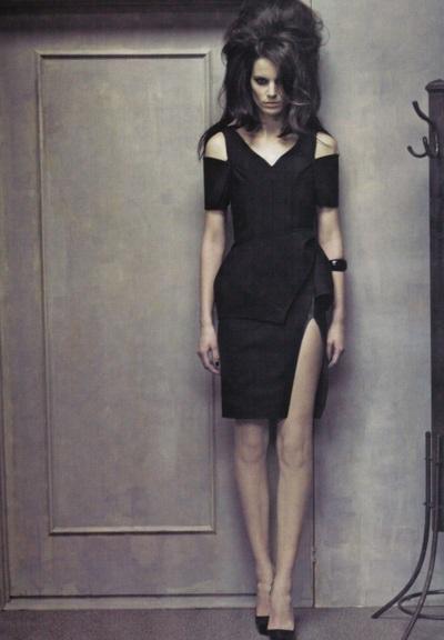 Iris Strubegger - chân dung một siêu mẫu cá tính - 2