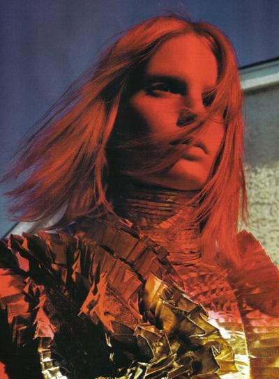 Iris Strubegger - chân dung một siêu mẫu cá tính - 14