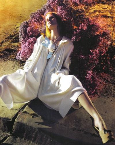 Iris Strubegger - chân dung một siêu mẫu cá tính - 13