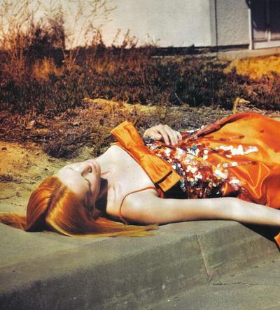 Iris Strubegger - chân dung một siêu mẫu cá tính - 11