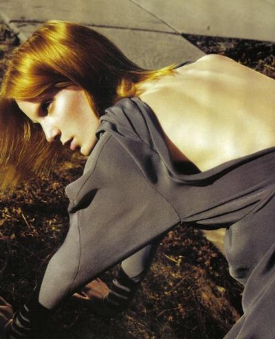 Iris Strubegger - chân dung một siêu mẫu cá tính - 10