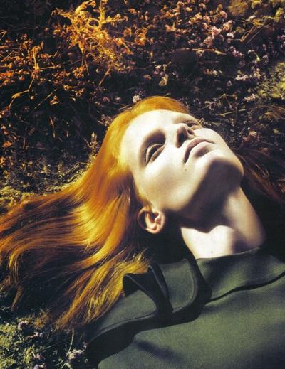 Iris Strubegger - chân dung một siêu mẫu cá tính - 8