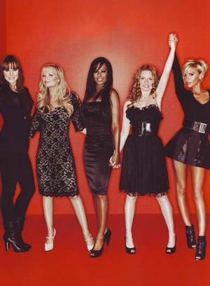 Chiêm ngưỡng bộ lịch 2008 của Spice Girls  - 2