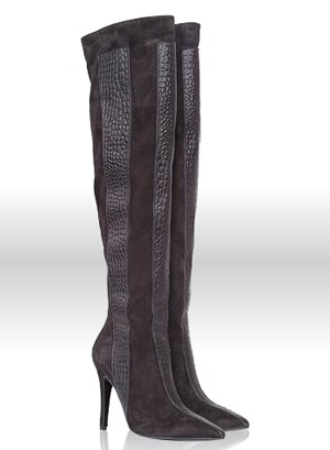 BST giày - bốt của Valentino - 14