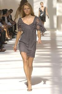 BST xuân - hè 2007 của Alberta Ferretti: - 6