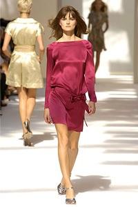 BST xuân - hè 2007 của Alberta Ferretti: - 24