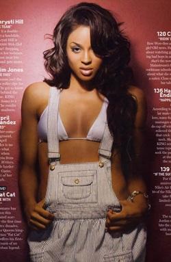 Ciara - Nữ ca sỹ da nâu gợi cảm - 5
