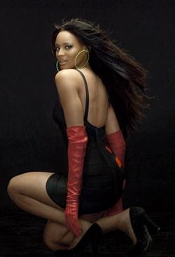 Ciara - Nữ ca sỹ da nâu gợi cảm - 2